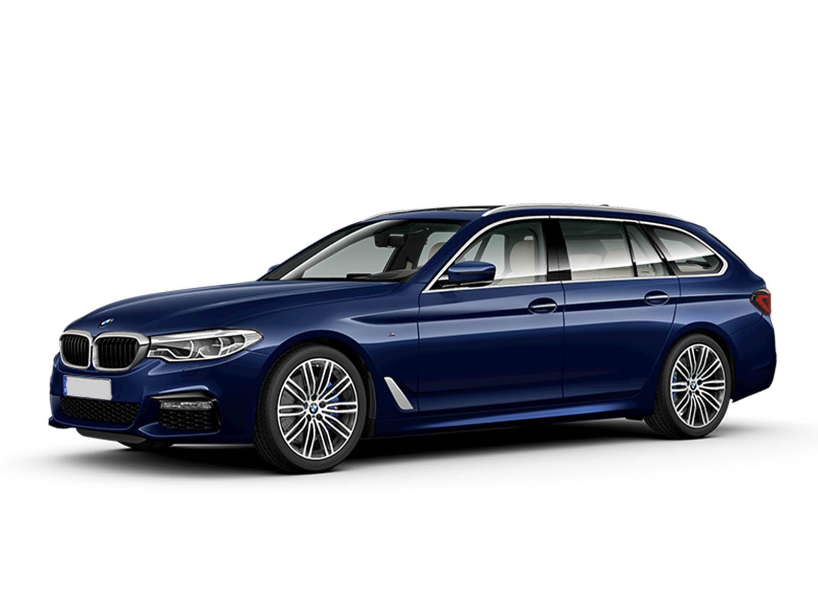 BMW 5-Serie Touring 520i Corporate Executive Automaat 5d.