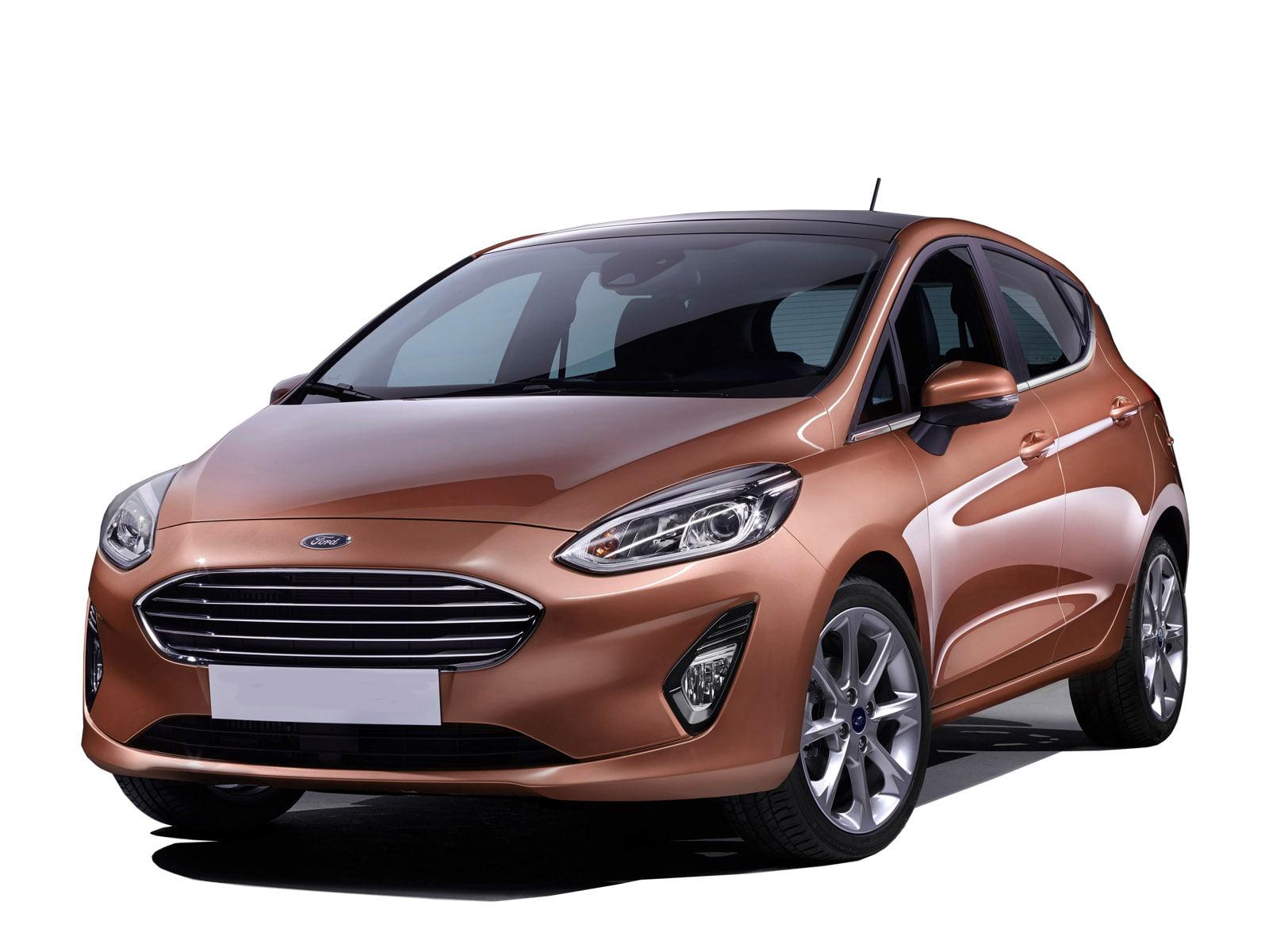 Ford Fiesta 1.1 52kW/70pk Trend 5d. (Voorraadauto met korte looptijd!)