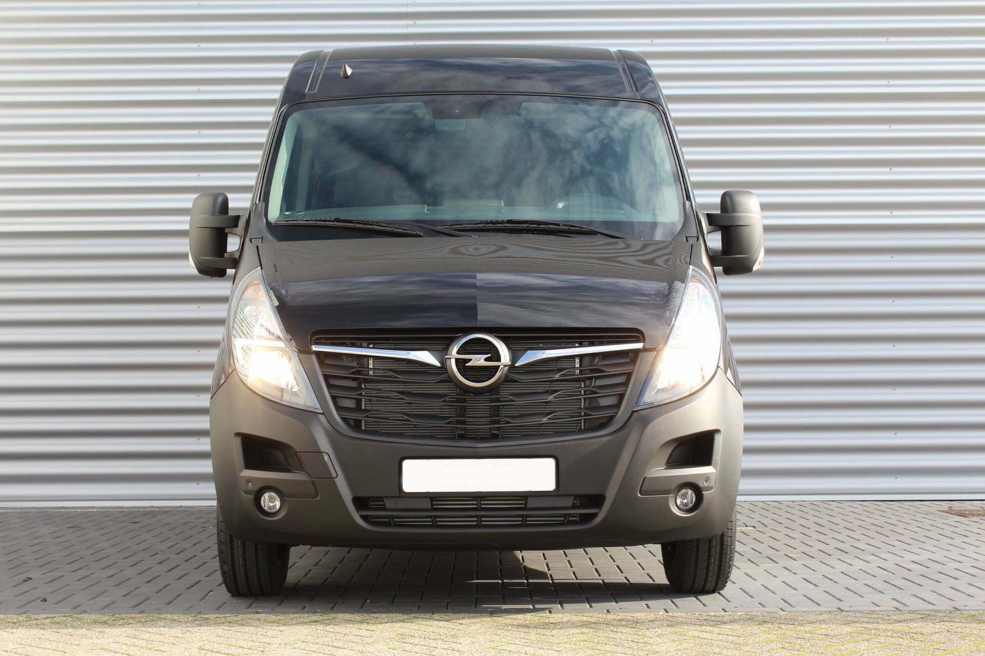Opel Movano L1H1 2.3CDTI 99kW 2.8T 4d.