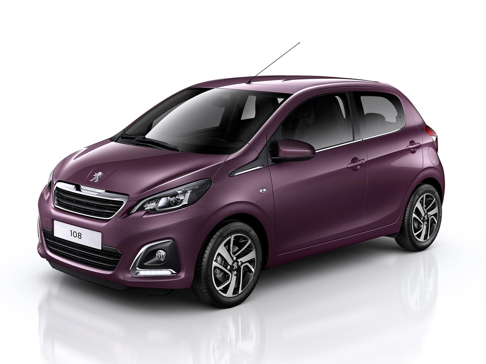 Peugeot 108 Active Pack Premium 1.0 e-VTi 72pk S&S 5d.
