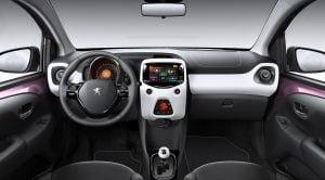 Peugeot 108 Leasen - LeaseRoute (9)