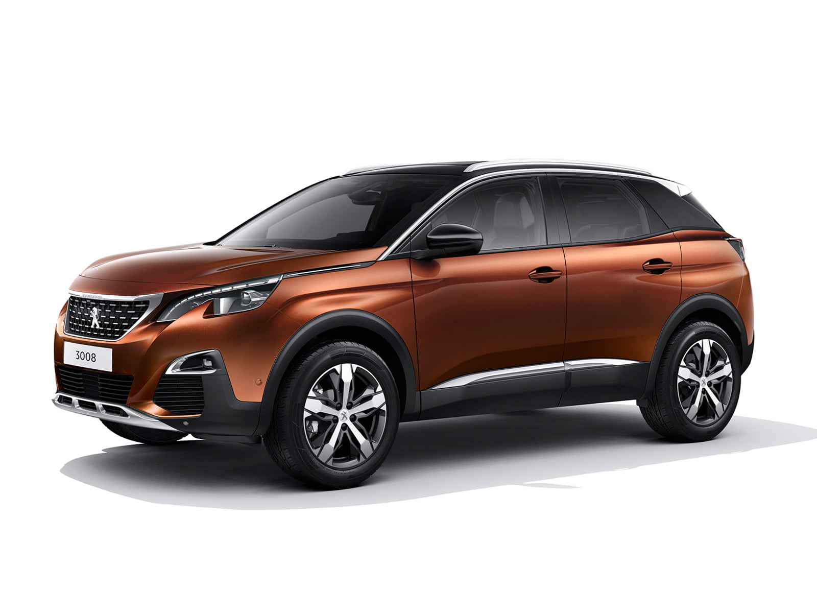 Peugeot 3008 1.2 PureTech 130 Blue Lease Executive 5d.