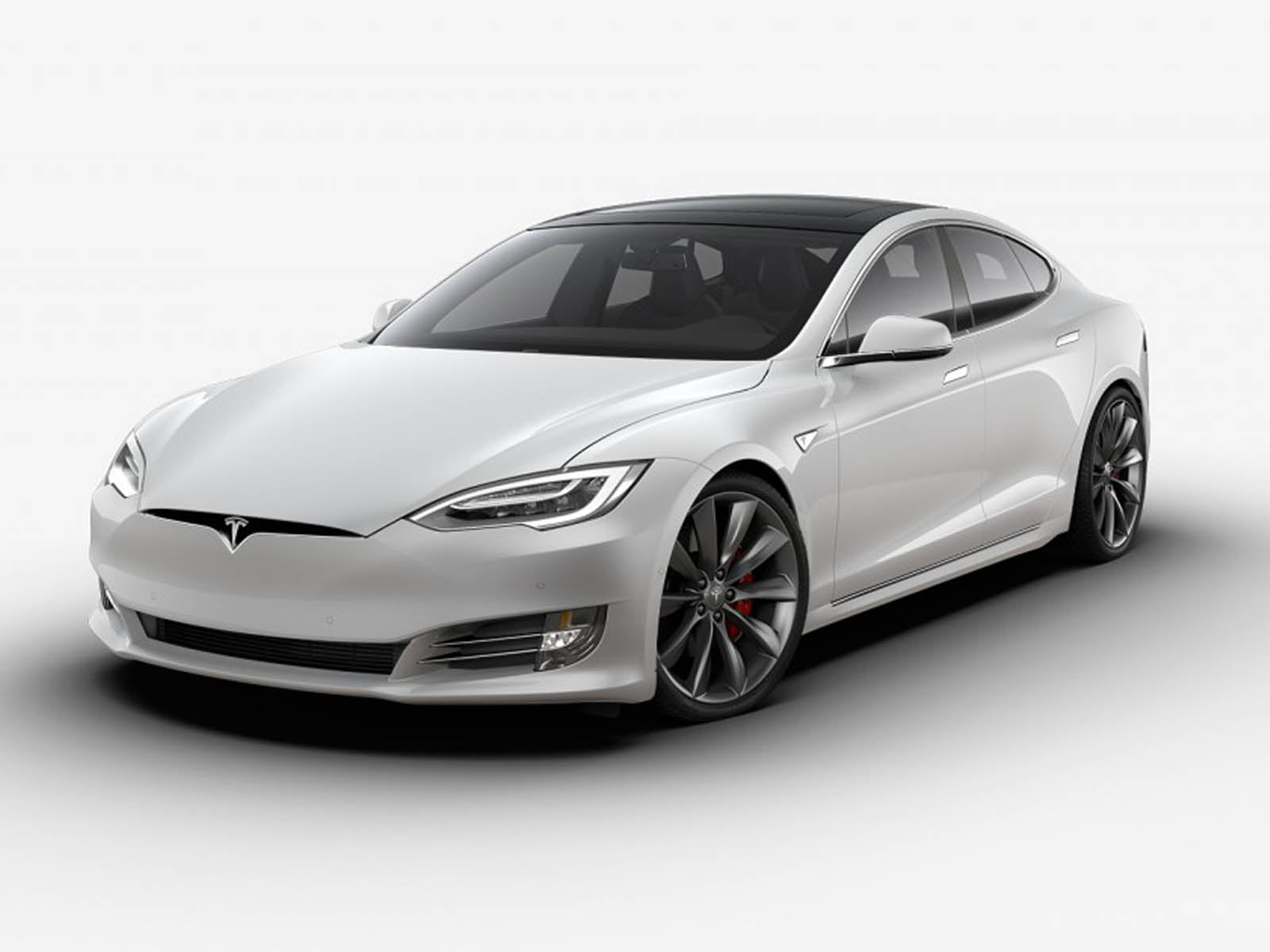 Tesla Model S Long Range AWD 5d.