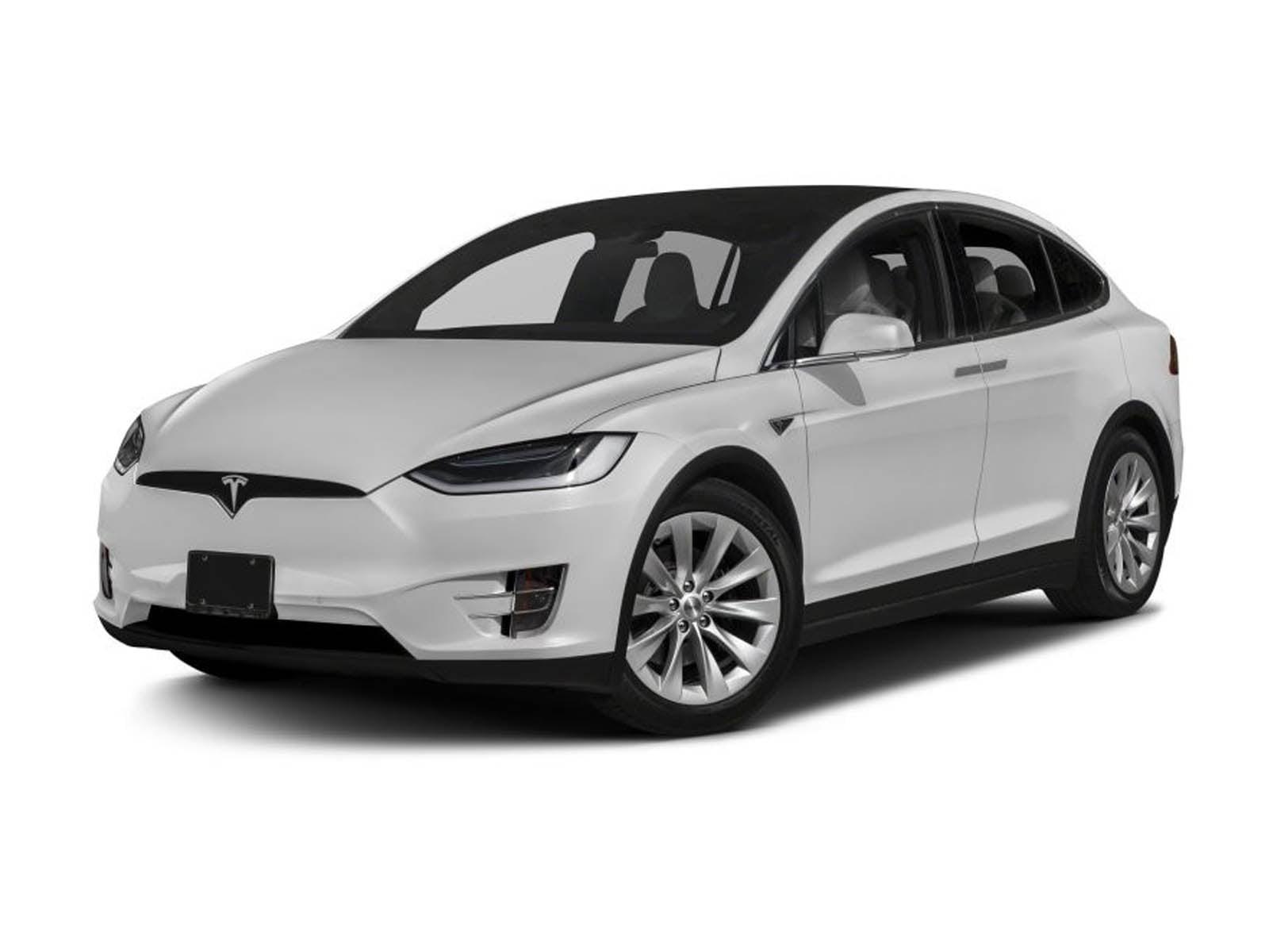 Tesla Model X Long Range Plus AWD 5d.