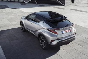 Toyota C-HR Leasen - LeaseRoute! (4)