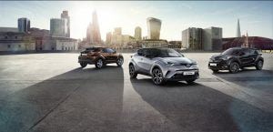 Toyota C-HR Leasen - LeaseRoute! (5)