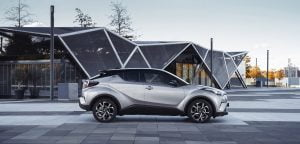 Toyota C-HR Leasen - LeaseRoute! (7)