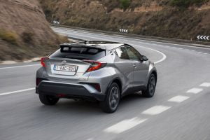 Toyota C-HR Leasen - LeaseRoute! (9)