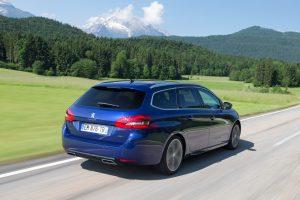 Peugeot 308 SW diesel Leasen - LeaseRoute! (1)