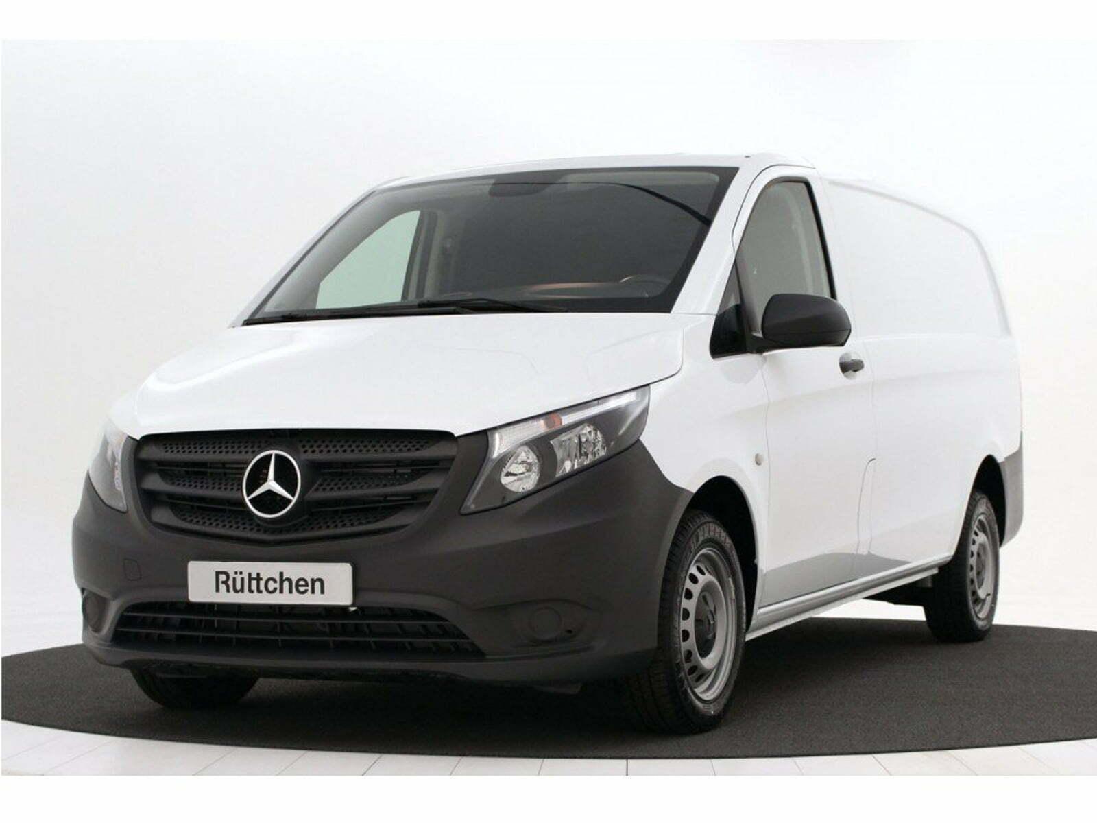 Mercedes-Benz Vito 111 CDI Lang 4d.