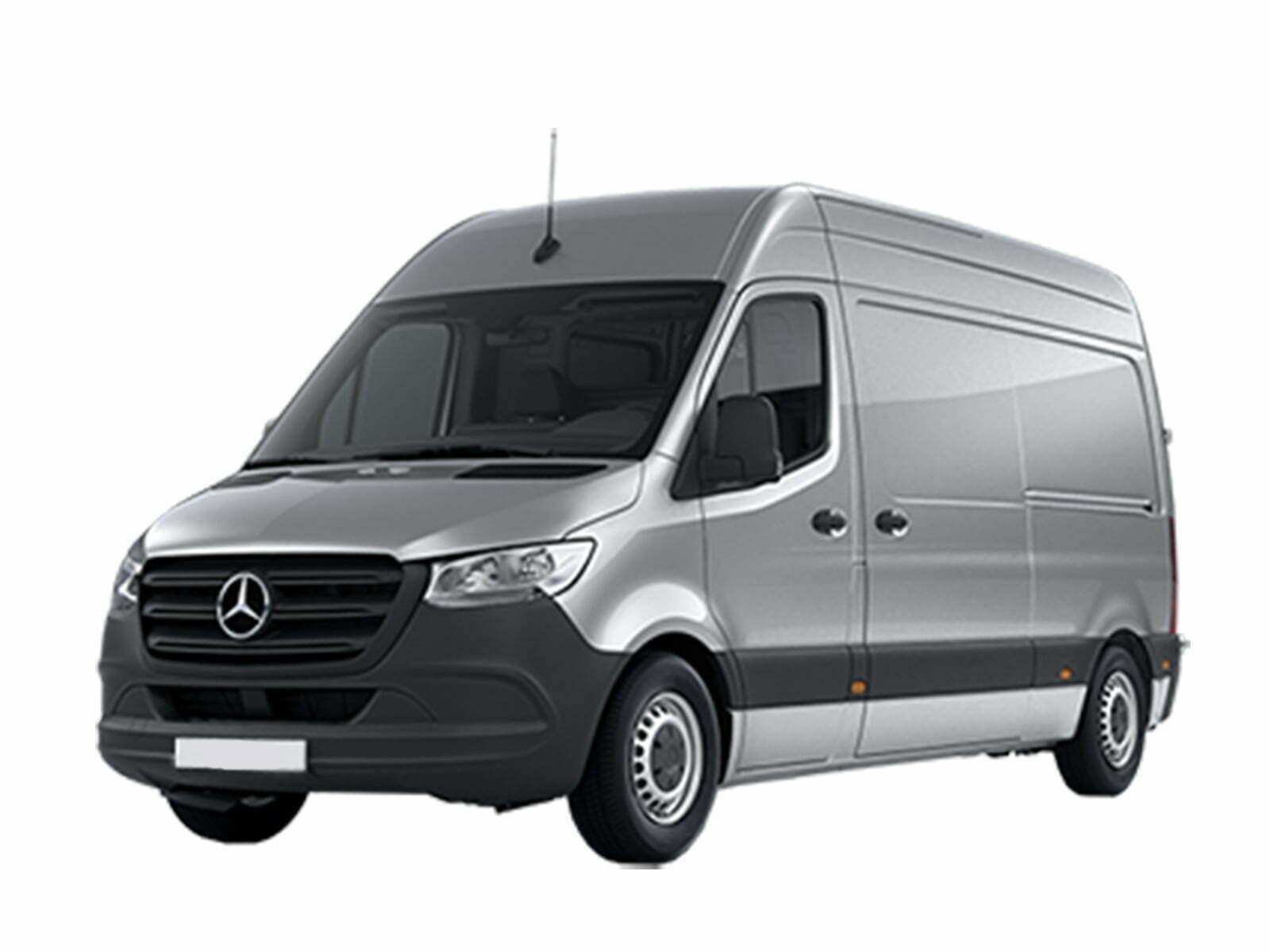Mercedes-Benz Sprinter 211CDI L1H1 FWD 3.0t 9G-Tronic 6 4d.