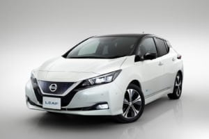 Nissan Leaf leasen - LeaseRoute