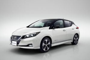 Nissan fuses pioneering electric innovation and ProPILOT technol