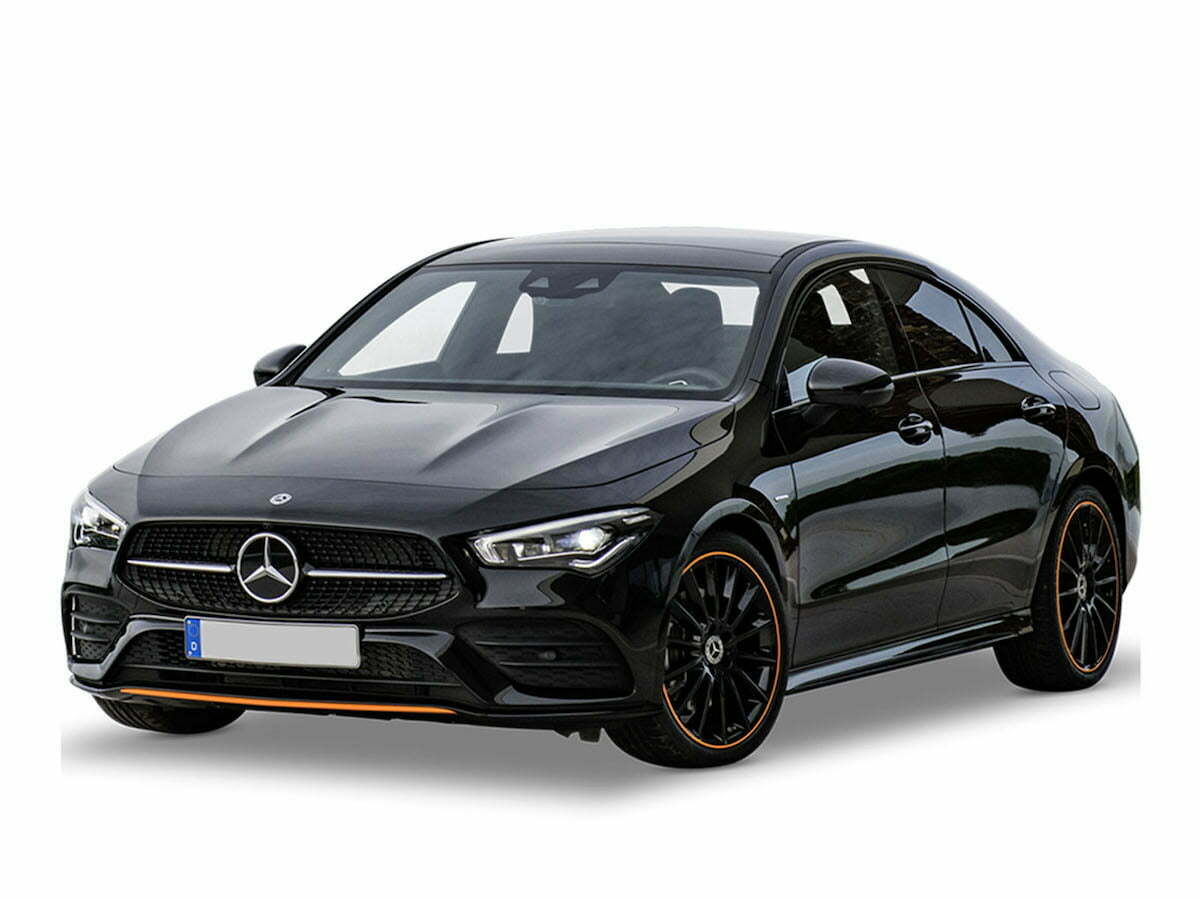 Mercedes-Benz CLA-Klasse CLA180 DCT Business Solution 4d.