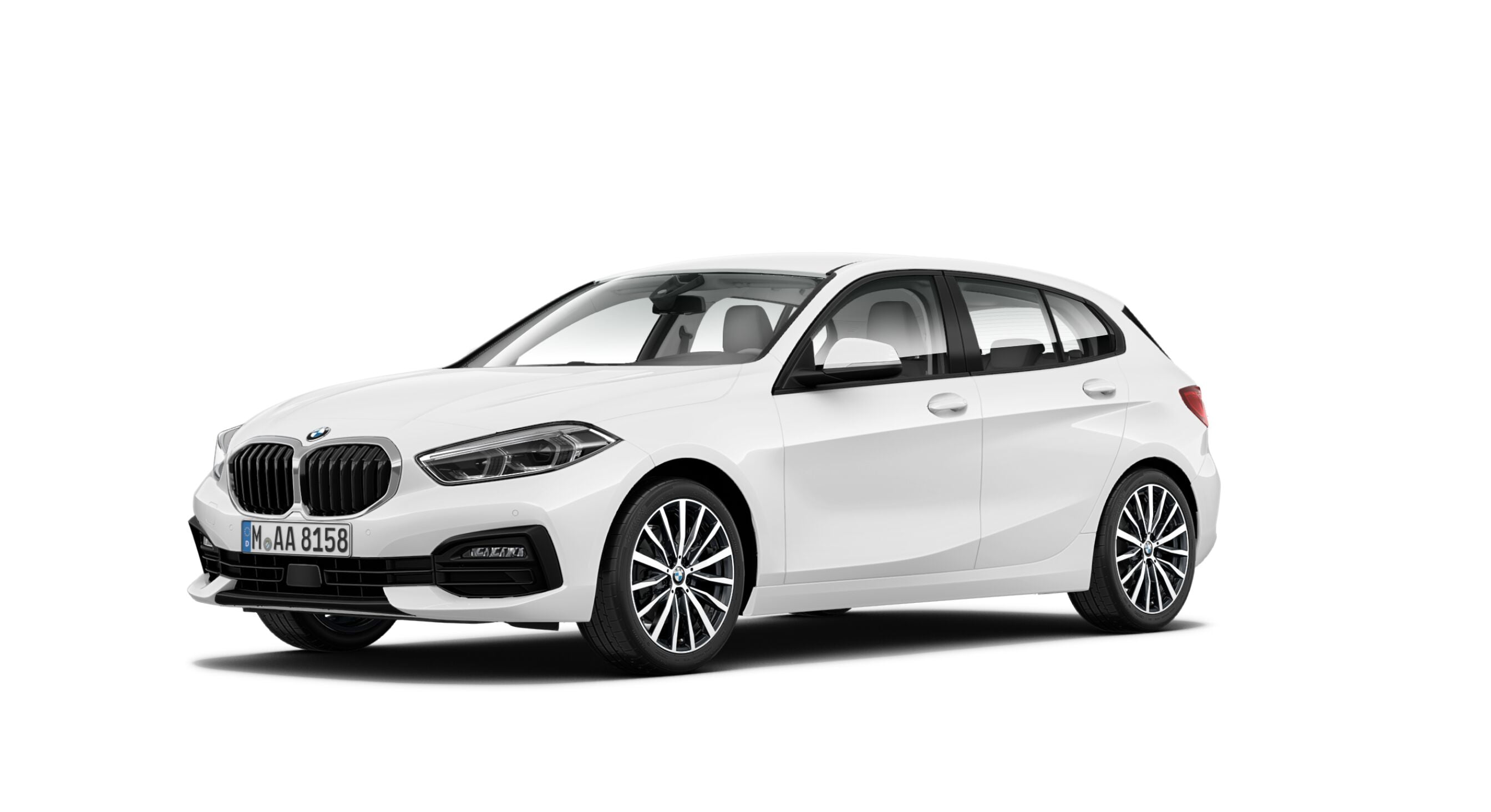 BMW 1-Serie 118iA 103kW/140pk Corporate Executive 5d.