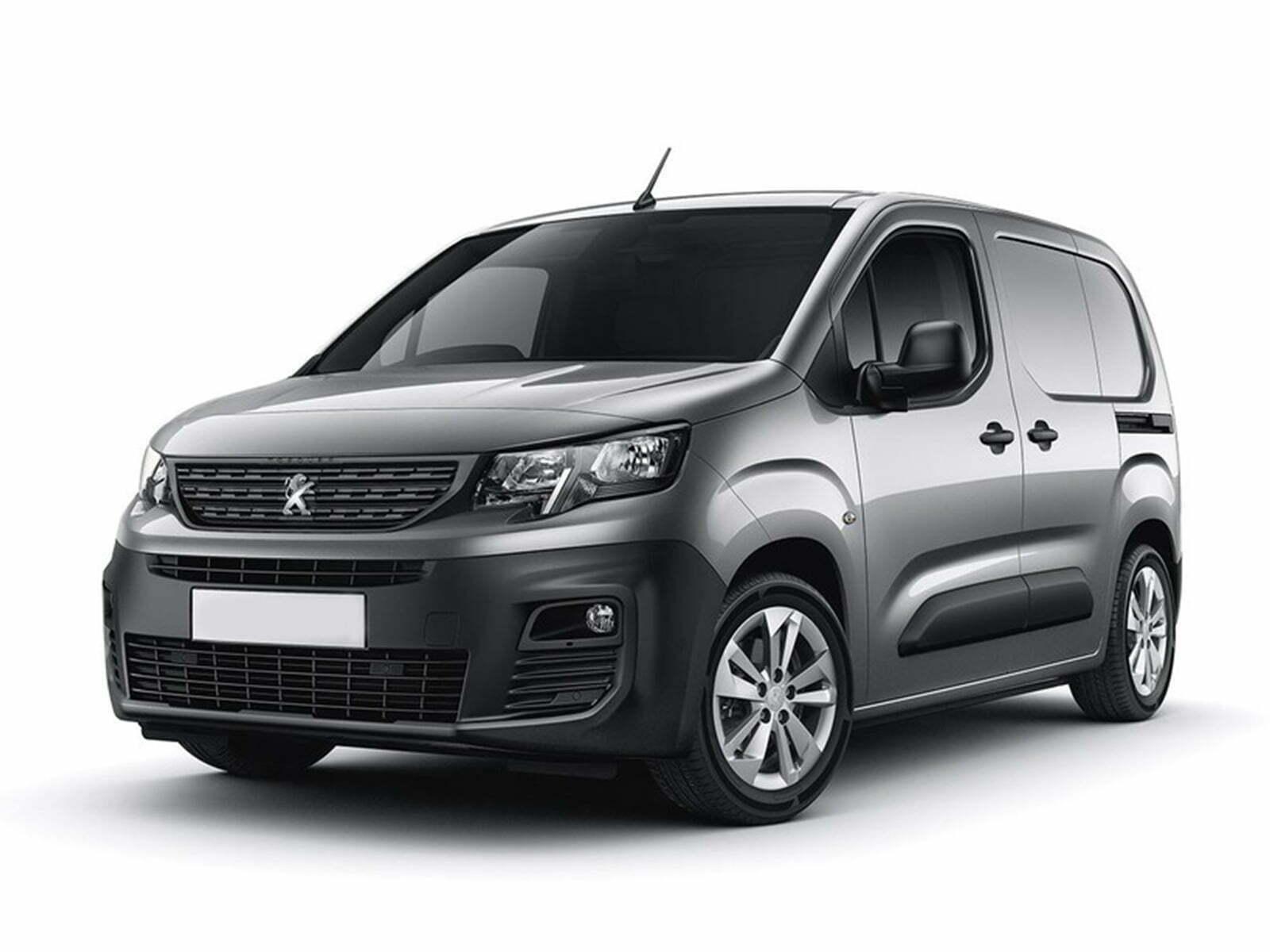 Peugeot Partner Premium 1.5 BlueHDi 75pk 650 kg 4d.