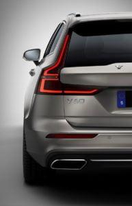 沃尔沃全新V60外观