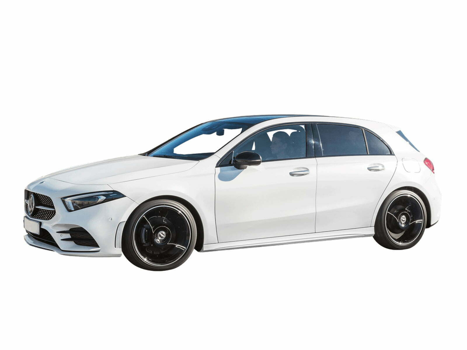 Mercedes-Benz A-Klasse A180 7G-DCT Business Solution AMG 5d.