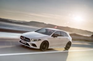 Mercedes-Benz A-Klasse A160 Business Solution AMG 5d.