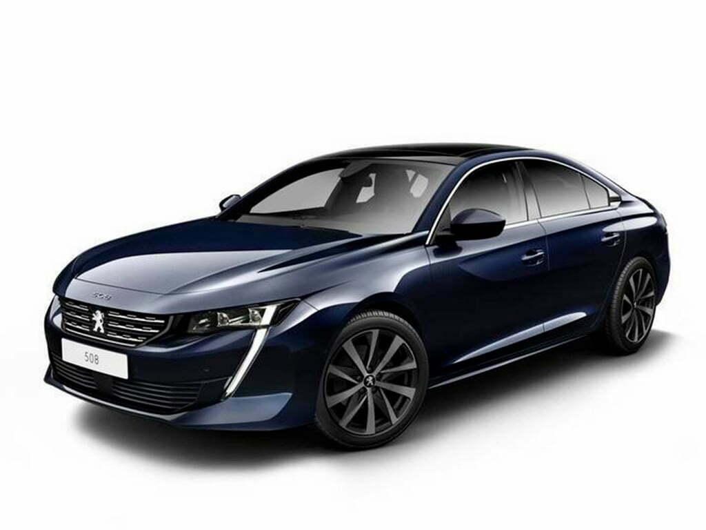 Peugeot 508 Blue Lease Active PureTech 180 S&S EAT8 5d.