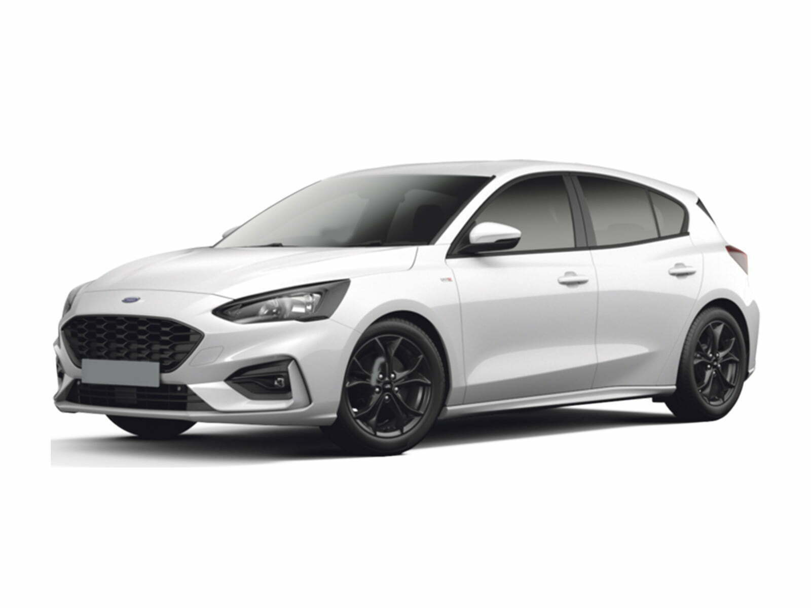 Ford Focus 1.0 EcoBoost 125pk ST-Line Business 5d.