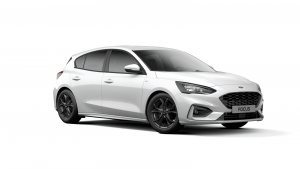 Ford Focus 1.0 EcoBoost Hybrid 125pk ST-Line Business 5d.