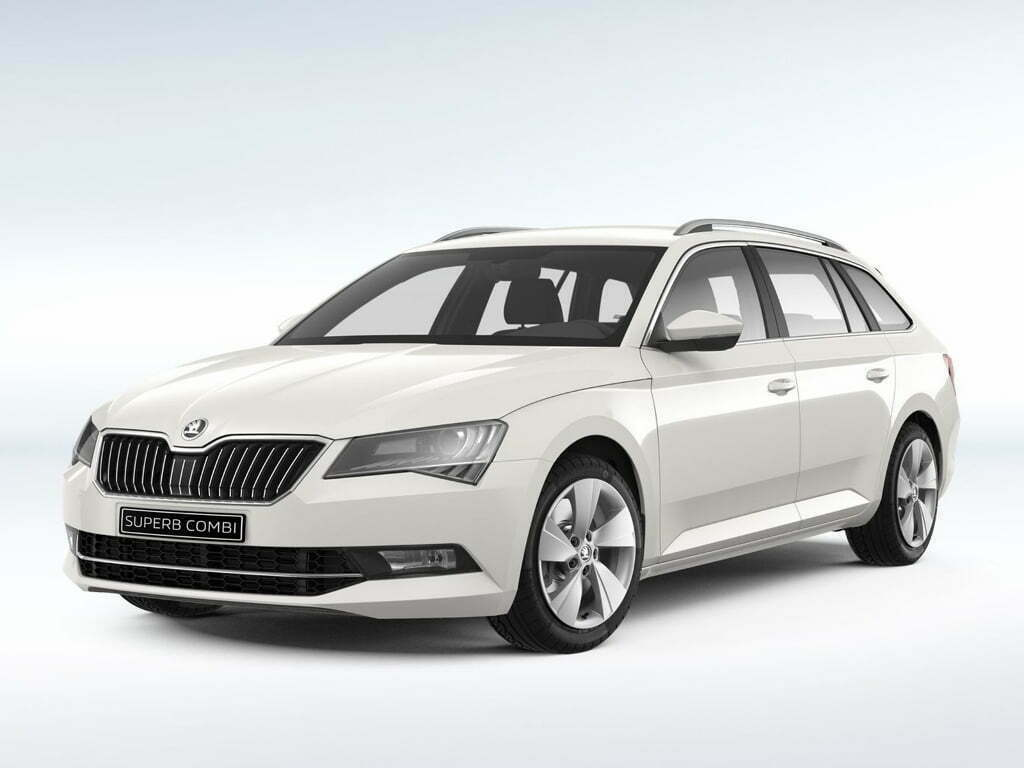 Skoda Superb Combi 1.5 TSI ACT 110kW/150pk Business Edition 5d.