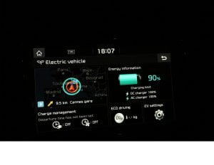 Kia e-Niro met 4% bijtelling leasen - LeaseRoute e-Niro 068