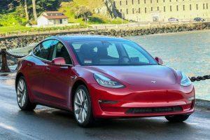 Tesla Model 3 met 4% bijtelling leasen - LeaseRoute3