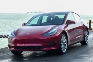 Tesla Model 3 met 4% bijtelling leasen - LeaseRoute5