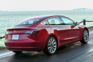 Tesla Model 3 met 4% bijtelling leasen - LeaseRoute7