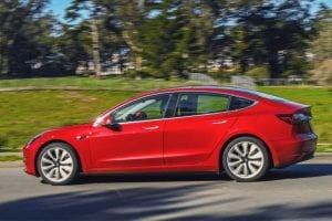Tesla Model 3 met 4% bijtelling leasen - LeaseRoute8