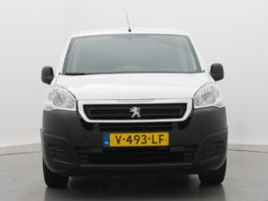 Goedkope Peugeot Partner Occasion Lease - LeaseRoute5