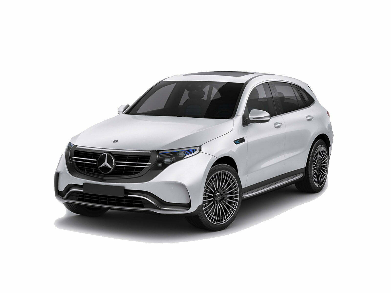 Mercedes-Benz EQC 400 4MATIC Business Solution Automaat 5d.