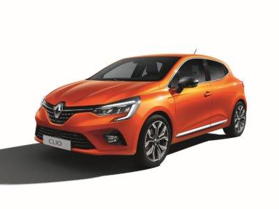 Nieuwe Renault Clio voordelig leasen - LeaseRoute1