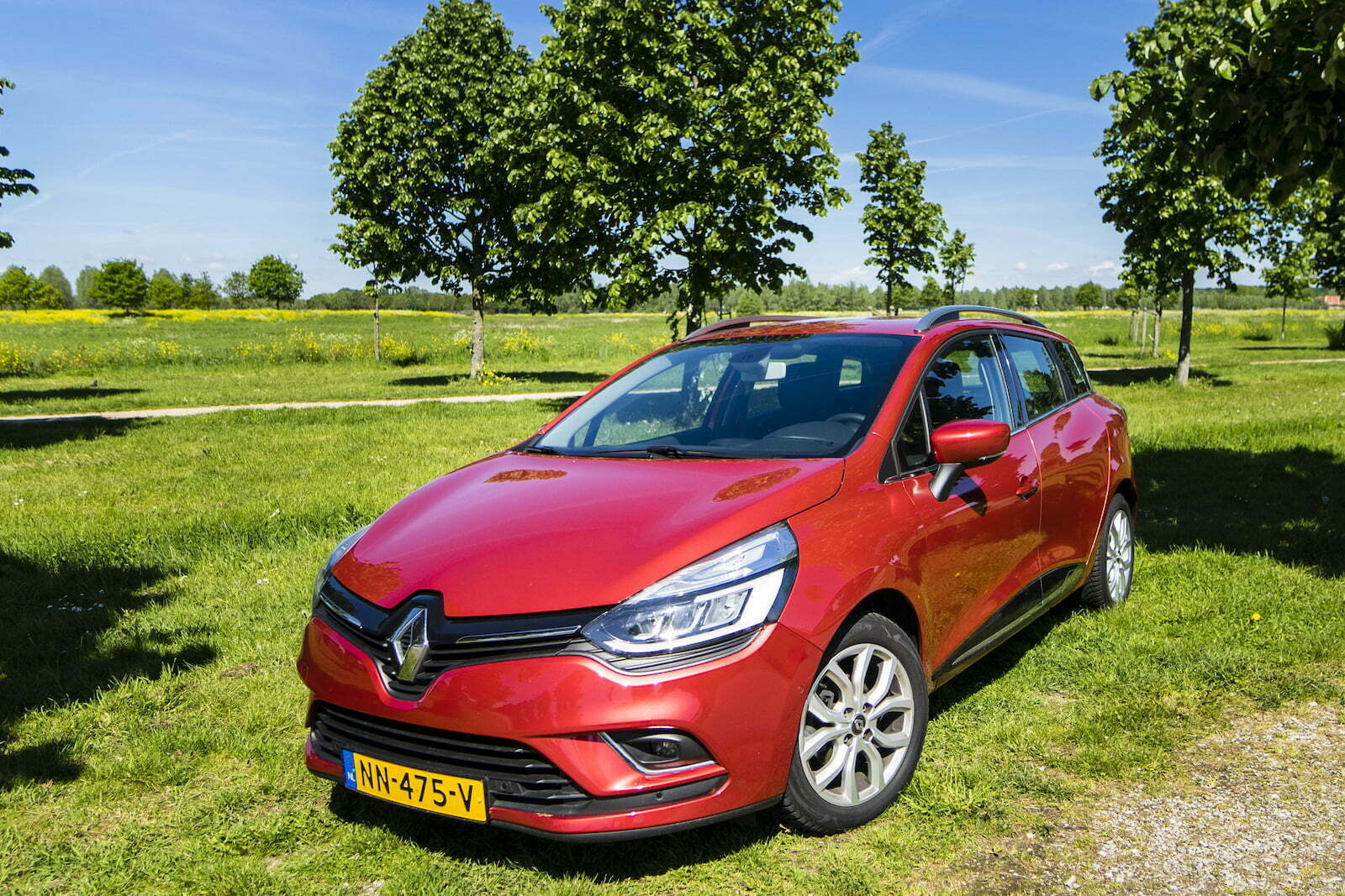 Renault Clio Estate dCi 81kW / 110pk Intens 5d.