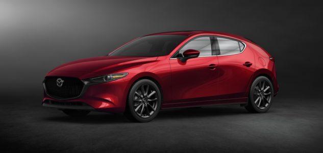 Voordelig de nieuwe Mazda 3 leasen - LeaseRoute1