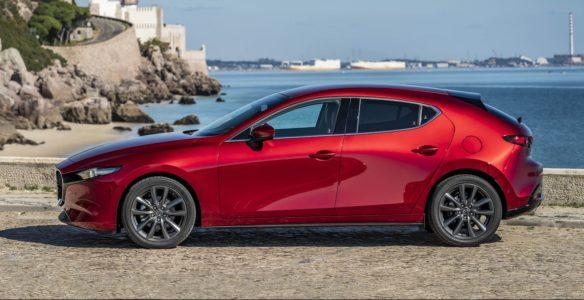 Voordelig de nieuwe Mazda 3 leasen - LeaseRoute16