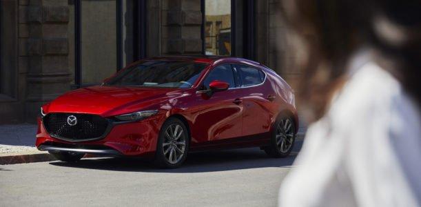 Voordelig de nieuwe Mazda 3 leasen - LeaseRoute3