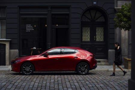 Voordelig de nieuwe Mazda 3 leasen - LeaseRoute4