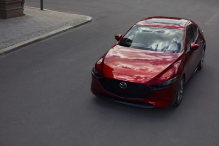 Voordelig de nieuwe Mazda 3 leasen - LeaseRoute5