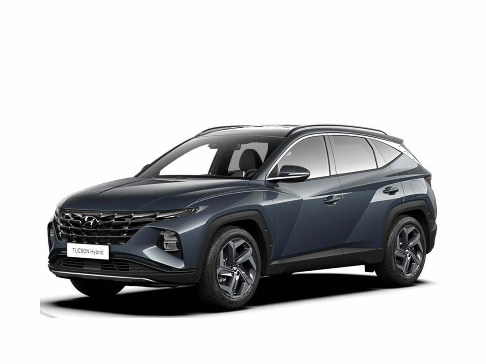 Hyundai Tucson 1.6 T-GDI 48V MHEV i-Motion 5d.