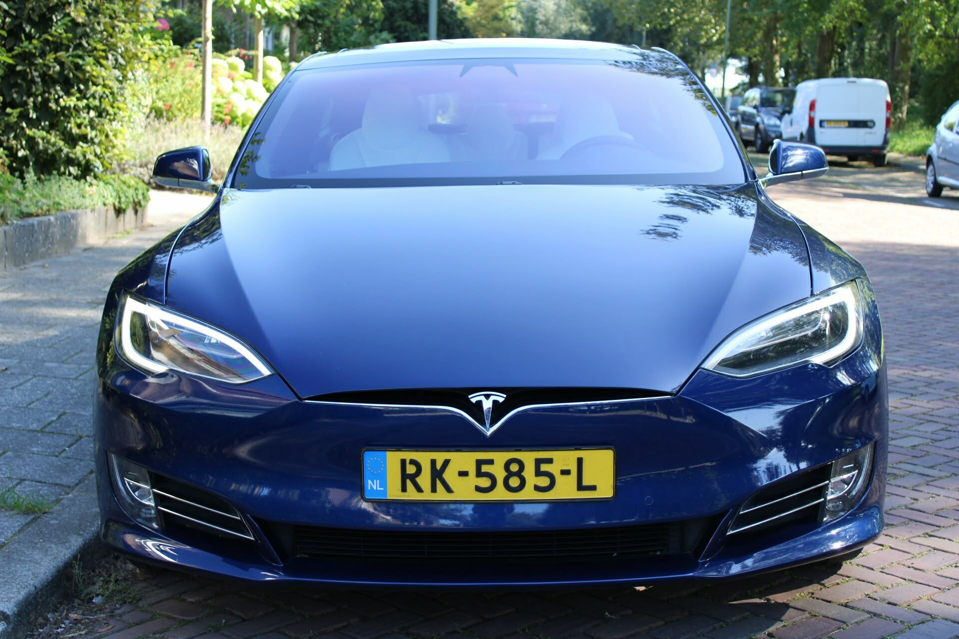 Tesla Model S 100D 422pk AWD S 5d. (Inclusief 3e zitrij)