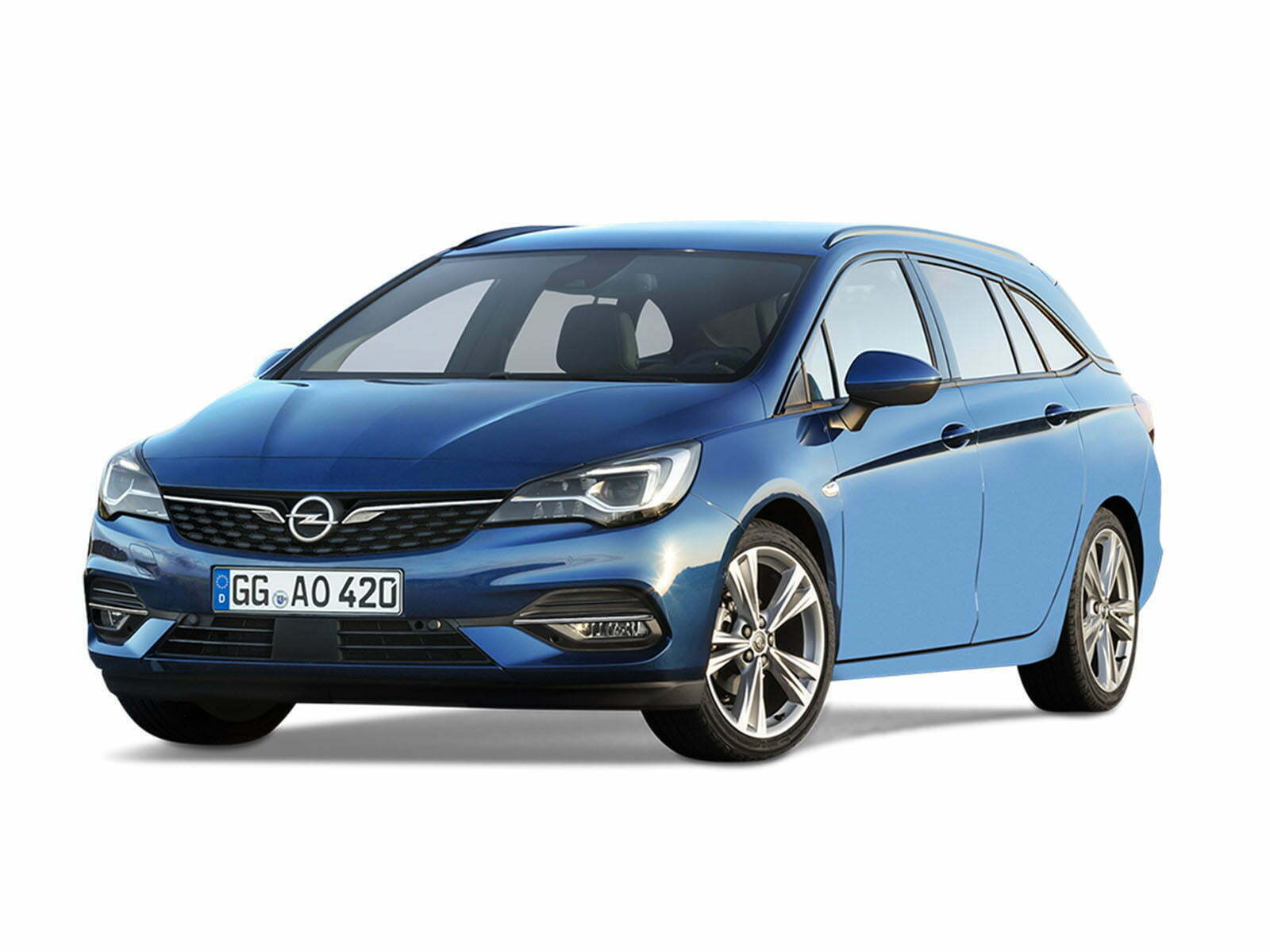 Opel Astra Sports Tourer 1.2 Turbo 81kW/110pk Business Edition 5d