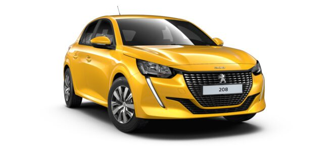 Nieuwe Peugeot 208 goedkoop leasen - LeaseRoute (2)