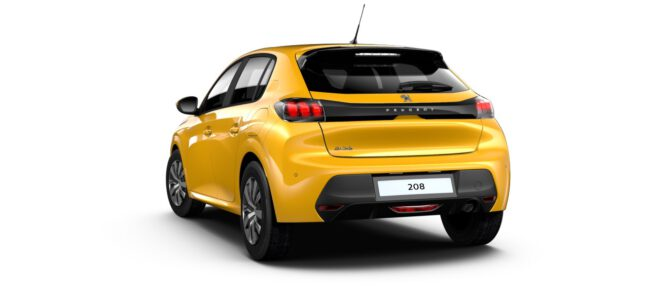 Nieuwe Peugeot 208 goedkoop leasen - LeaseRoute (4)