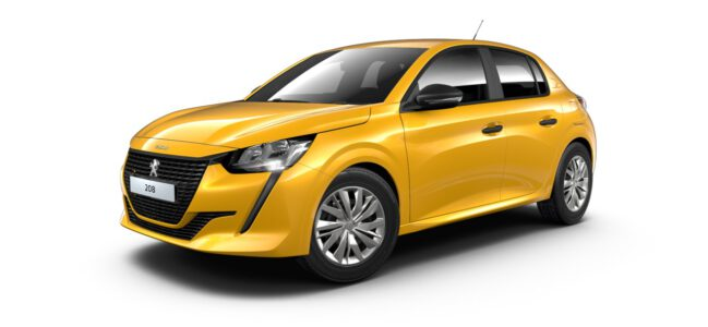 Nieuwe Peugeot 208 goedkoop leasen - LeaseRoute