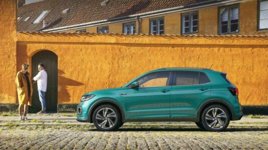 Volkswagen T-Cross 1.0 TSI 70kW/95pk Life Business 5d.