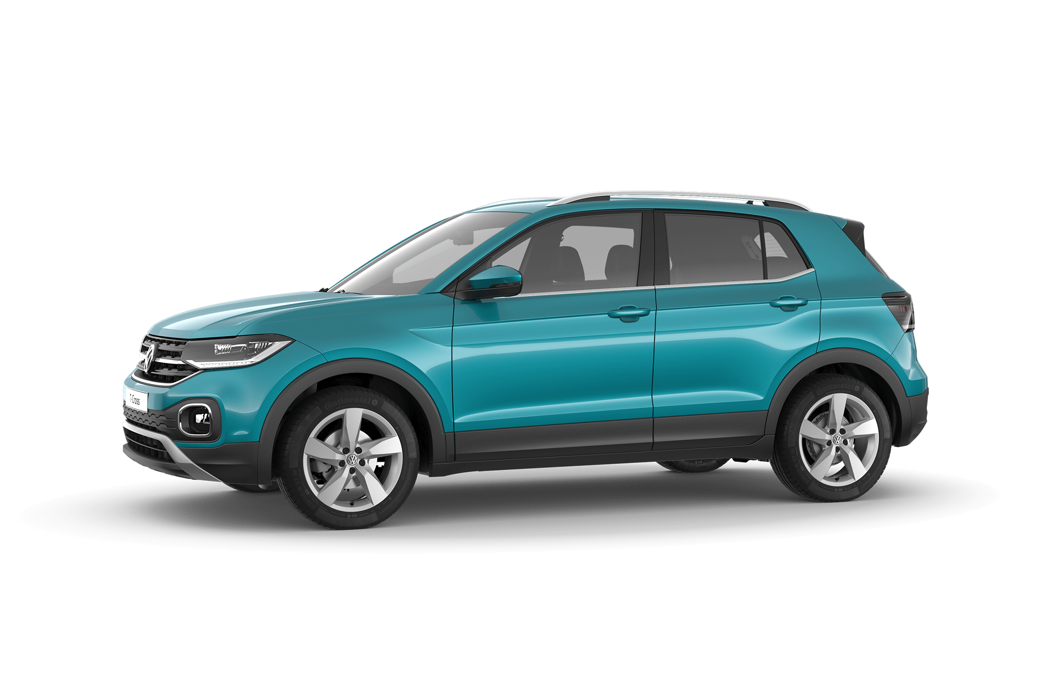 Volkswagen T-Cross 1.0 TSI 70kW/95pk Life Business 5d.