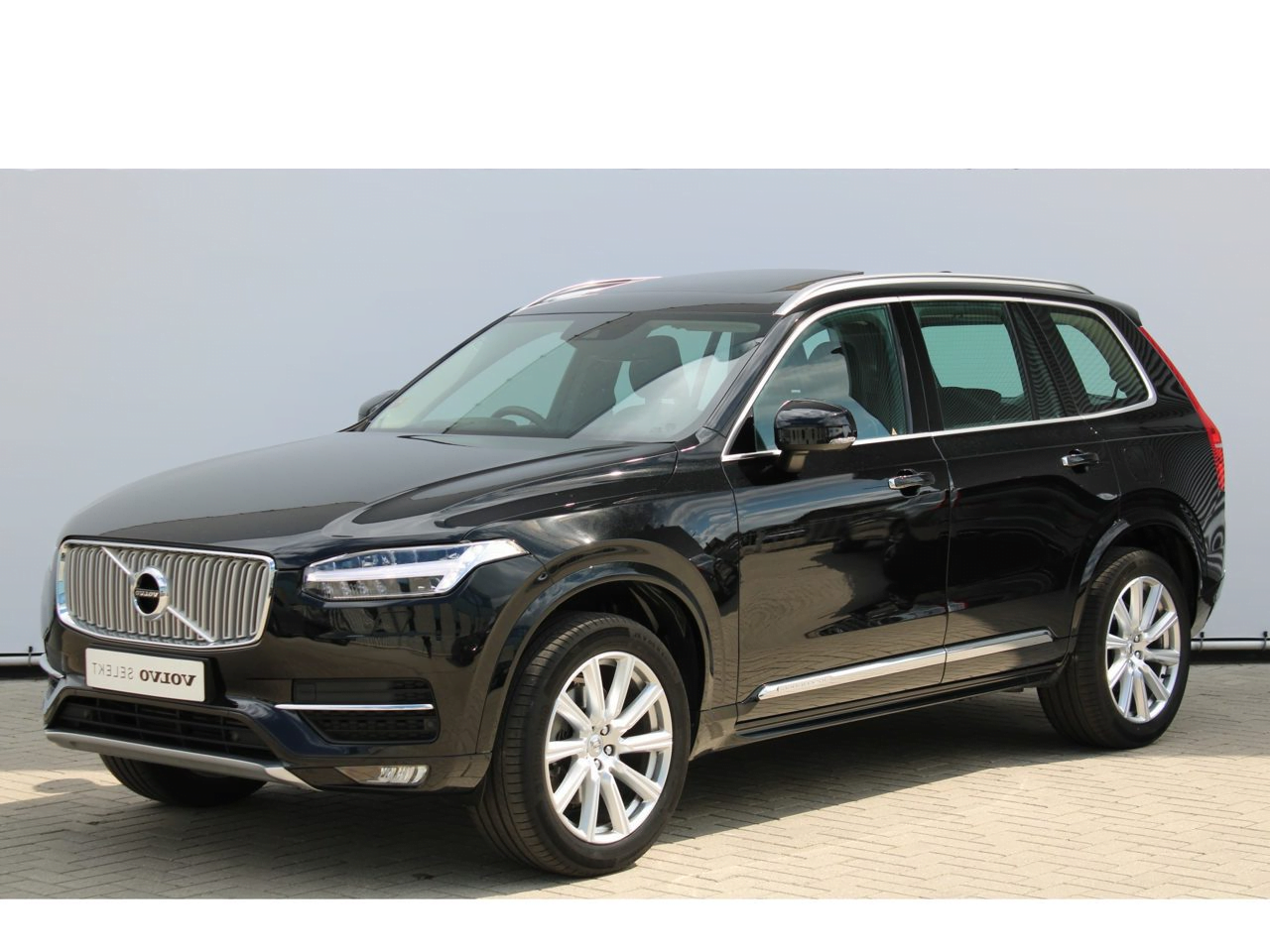 Volvo XC90 T5 185kW/252pk AWD Inscription Automaat 7-Persoons 5d.